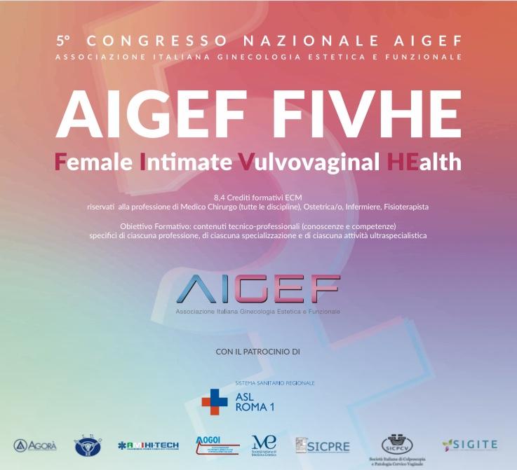 5° Congresso AIGEF – 24 – 25 Gennaio